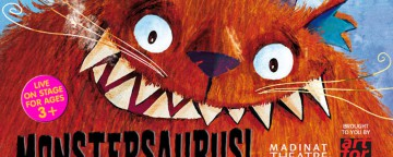 Monstersaurus Live