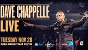 Dave Chappelle Live in Dubai