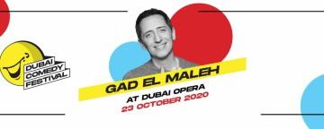 Dubai Comedy Festival 2020: Gad Elmaleh