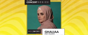 The Fridge Concert Series 33: Ghaliaa (Feat. Molham) | Supported by: Sameh Marey