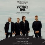 McGettigans presents An Evening With Picture This @ Souk Madinat