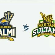 PSL 2018: Peshawar Zalmi v Multan Sultans - 6 Mar