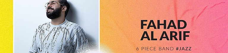 The Fridge Concert Series Summer Special with Fahad Al Arif