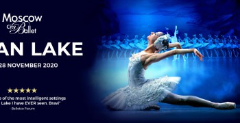 Moscow City Ballet Swan Lake 2020