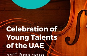 Music in the Studio Young Talents Concert 2019