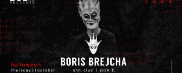Code DXB 31•10•19 w/ Boris Brejcha