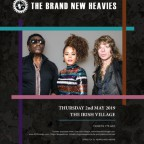 The Irish Village presents The Brand New Heavies Live - RESCHEDULED