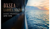 Mega Yacht DXSEA Ladies Night Summer 2020
