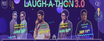 LAUGH-A-THON 3.0 w/ Aakash Gupta