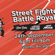 Street Fighter Battle Royale