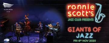 """Ronnie Scott's Jazz Club presents """"Giants Of Jazz"""""""