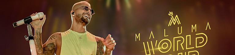 Maluma: 11:11 World Tour