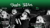 Tribeca Comedy Night: Giggles & Stiches - 19 Jan 2019