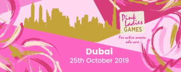 Pink Ladies Games Dubai 2019
