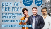 The Laughter Factory's 'Best of the Fest' Tour