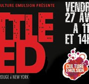 Culture Emulsion presents Little Red