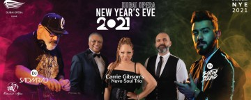 Dubai Opera New Year's Eve 2021