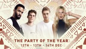 LUVYA 2019 with Klingande, Lost Frequencies, Eli & Fur, Craig David, Disciples & More