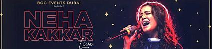 Neha Kakkar Live in Dubai 2021
