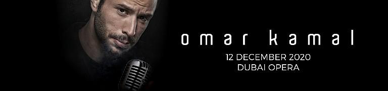 Dubai Opera: Omar Kamal 2020