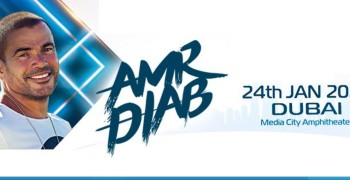 Amr Diab Ana Gheir Tour LIVE in Dubai 2020