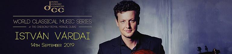 World Classical Music Series presents István Várdai Master of Cello