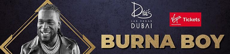 Drai's Dubai w/ Burna Boy