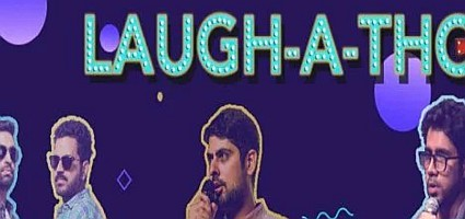 LAUGH-A-THON 3.0 w/ Aakash Gupta