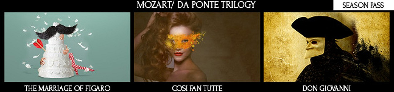 Teatro Di San Carlo / Mozart Season Pass