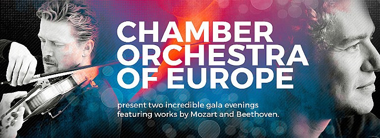 Chamber orchestra of europe an evening of beethoven for Chamber orchestra of europe