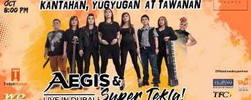 Kanatahan, Yugyugan at Tawanan: Aegis & Super Tekla Live in Dubai