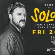 Solomun at Soho Beach