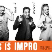 Monday Night Comedy: This is Impro - Sep 2017