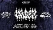 JoScene presents Vader Live in Dubai