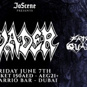 JoScene presents Vader Live in Dubai