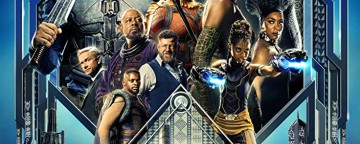 Urban Outdoor Cinema: Black Panther