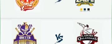 PSL 2018: Islamabad United v Peshawar Zalmi & Quetta Gladiators v Lahore Qalandars - 24 Feb