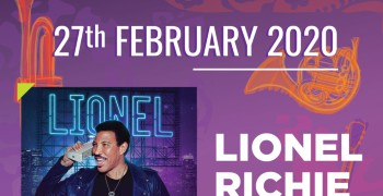 Mastercard Presents The Emirates Airline Dubai Jazz Festival 2020 w/ Lionel Richie - Day 2