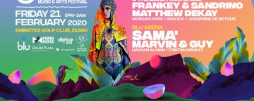 Groove On The Grass: Satori & band, Sama' + More!