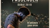 Passenger Live in Dubai 2019