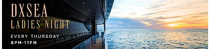 Mega Yacht DXSEA Ladies Night Summer 2020