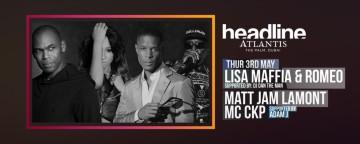 HEADLINE feat. Lisa Maffia, Romeo, Matt Jam Lamont, MC CKP