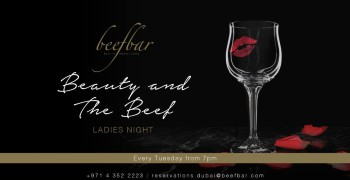 Beefbar Beauty & the Beef Ladies Night