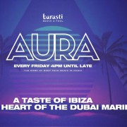 Aura Pool & Beach Party