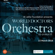 Al Jalila Foundation presents World Doctors Orchestra in Concert