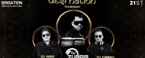 DesiNation Season Opening Party