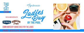 Andreea's Ladies Day by the Pool