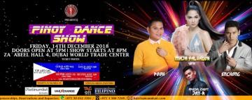 Pinoy Dance Show w/ Maja Salvador