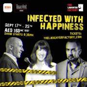 The Laughter Factory's 'Infected with Happiness' Tour Sep 2020