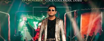 A R Rahman Live in Dubai 2019